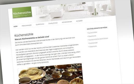 Küchenstühle Katalog